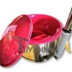 Wood-fired-hot-tub-with-integrated-burner-TimberIN-4-150x150 Balie z wkładem z włókna szklanego