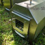 Zewnętrzny Piec Opalany Drewnem – Model Ośmioboczny (32)