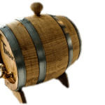 A-Wooden-Barrel-For-Wine-Whisky-Or-Beer-150x150 Akcesoria do balii