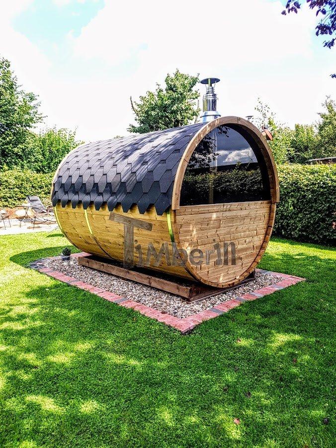 Sauna Ogrodowa Beczka