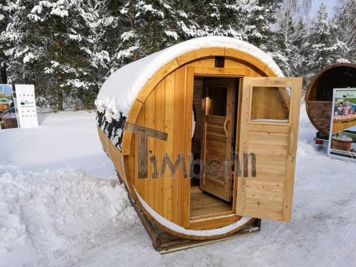 Sauna Ogrodowa Do Samodzielnego Montażu