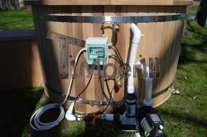 Electric_heater_6kw_(1) Zewnętrzne, zatopione w ziemi/tarasie/patio jacuzzi – Model stożkowy