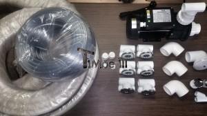 Water_massage_system_(1) Owalna balia z wkładem z włókna szklanego dla 2 osób