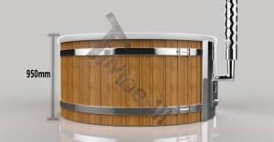 Wellness_Royal_3D_(3) Zewnętrzne spa z wkładem z włókna szklanego i zintegrowanym piecem - Wllness Deluxe