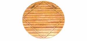 Wooden_lid_render_(1) Zewnętrzne spa z wkładem z włókna szklanego i zintegrowanym piecem - Wllness Deluxe
